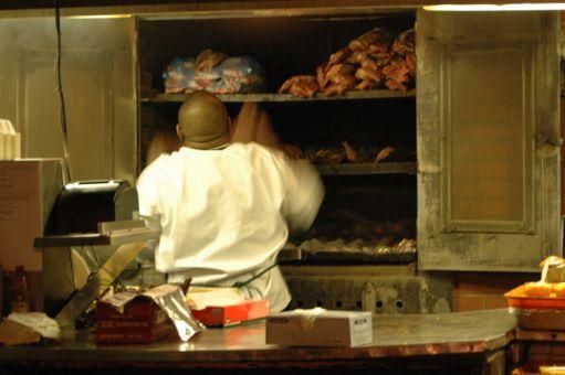 Memphis Barbecue Restaurant
