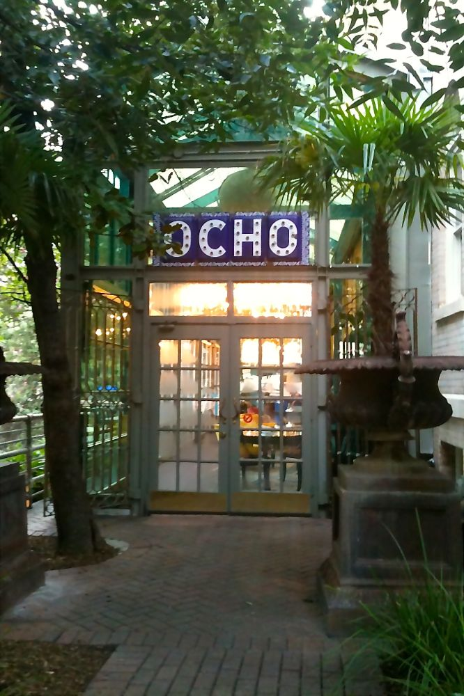 Ocho, the Hotel Restaurant