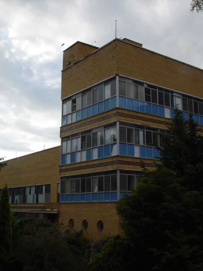 Abandoned Sanitarium Factory and Offices