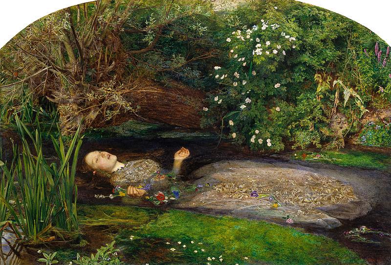 Ophelia-by-JE-Millais