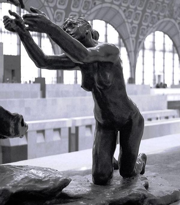 L'Age Mûr (1885-1913) de Camille Claudel - Musée d'Orsay